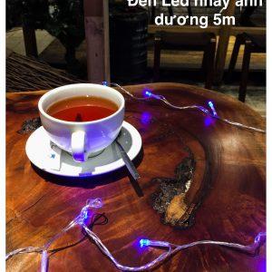 Đèn LED Nháy 5m Ánh Dương-Chạy Điện