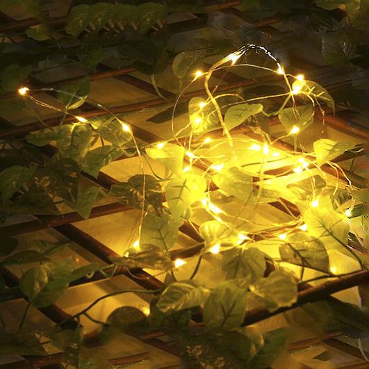 Đèn Đom Đóm trang trí nhà cửa