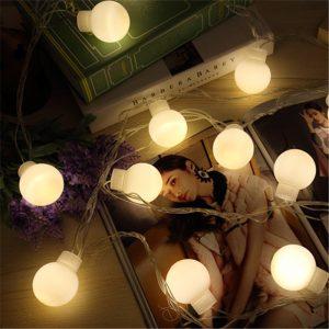 Đèn Ping Pong Trang Trí